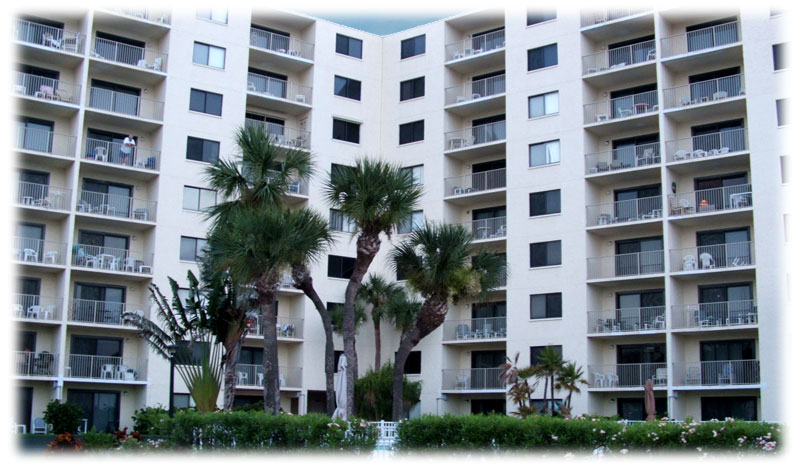 Space Coast Resorts- Canaveral Towers Building